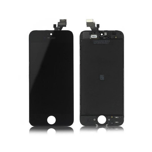 for iPhone 5 Black LCD Display Touch Screen